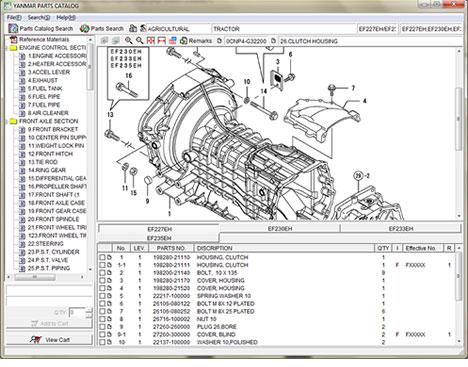 diagrama tractor parts tmi tractor shop