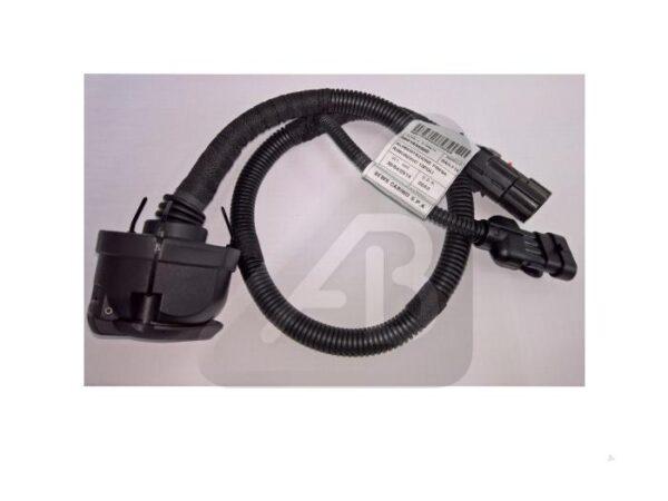 kit wiring 13 pole socket