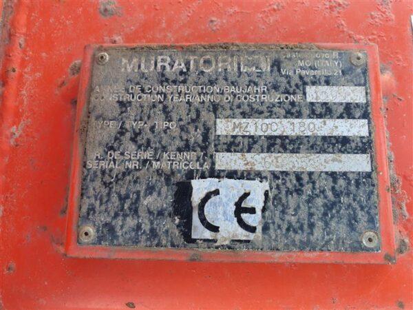 MURATORI MZ10C 180