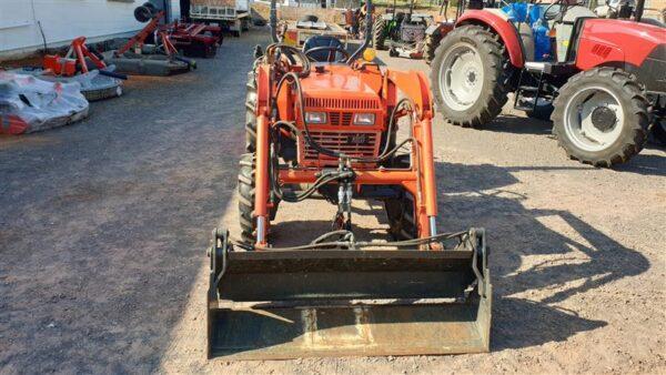KIOTI LK35 4in1 LOADER & SLASHER