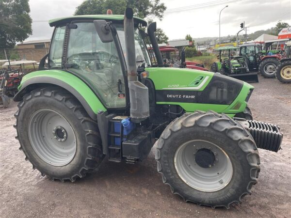 DEUTZ 6190 C-SHIFT AGROTRON 2016